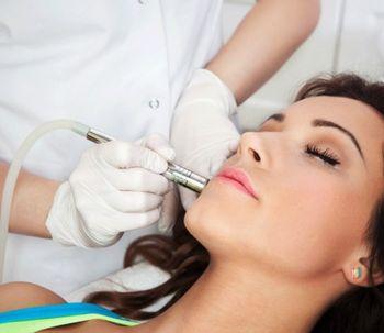 Regenera tu piel con microdermoabrasión