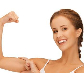 ¿Quieres unos brazos más delgados? Te decimos cómo