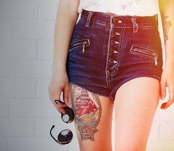Elimina tu tatuaje sin lastimar tu piel