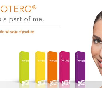 Belotero (ácido hialurónico), implante de relleno facial injectable