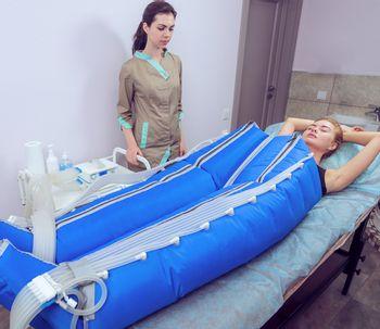 Presoterapia: aliada para la circulación