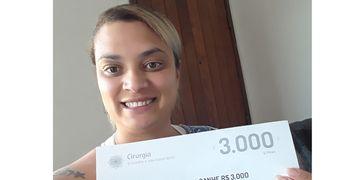 Ganadora del sorteo: Shayene es nuestra afortunada de julio
