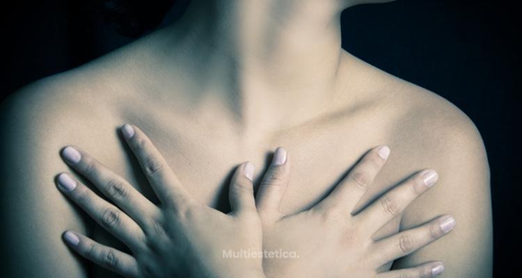 Postoperatorio de una reducción de pecho