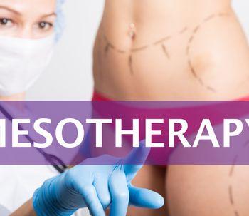 ¿Qué sustancias inyectan en la mesoterapia?