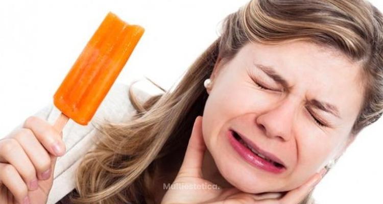 ¿Te duelen los dientes al comer?