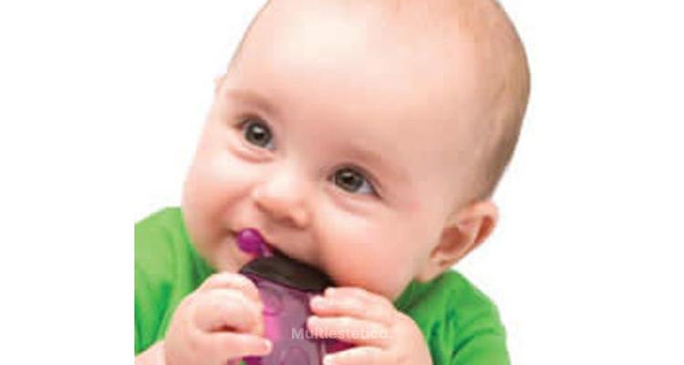 ¿Tu bebé tiene molestias en sus encías?