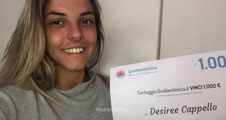 Ganadora de marzo: ¡Felicidades DessireHat!