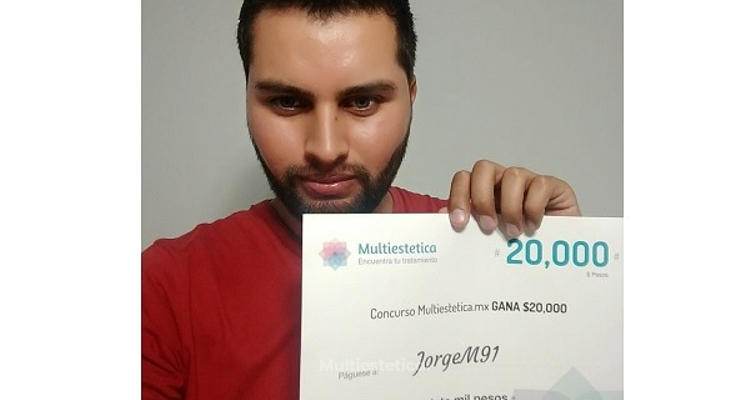 Ganador de mayo: Felicidades JorgeM91