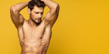 ¿Cómo terminar con la celulitis masculina?