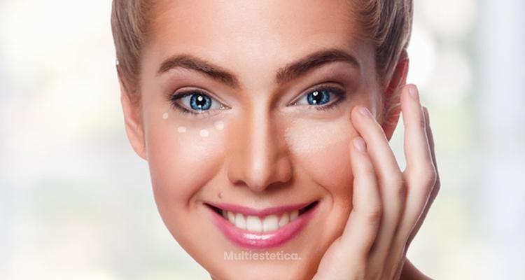 ¿Cómo eliminar las ojeras  y bolsas en los ojos?