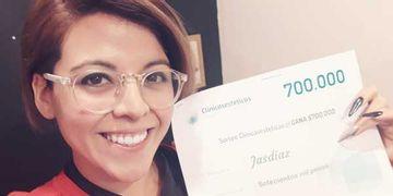 ¡Felicidades a Jasdiaz! Nuestra afortunada de marzo