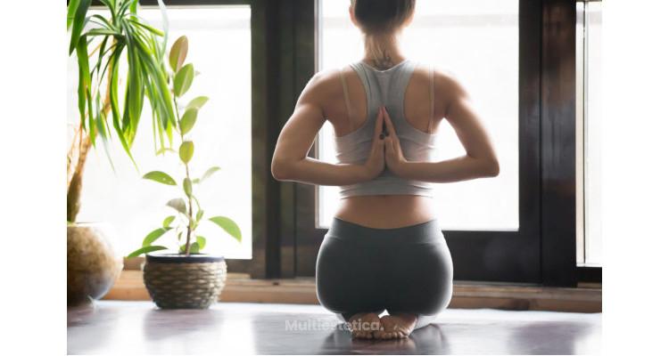 3 aplicaciones para hacer Yoga en casa