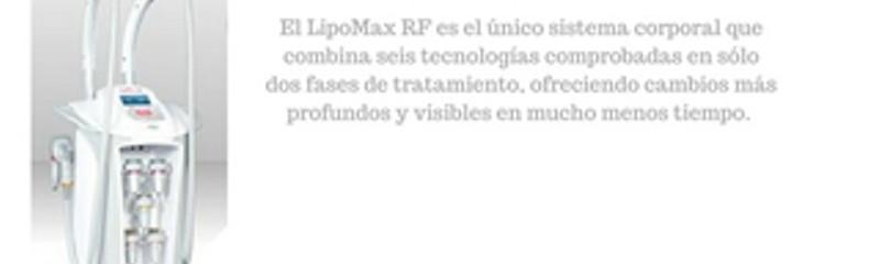 Radiofrecuencia lipomax