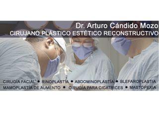 Dr. Arturo Cándido Moza