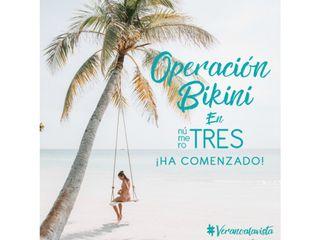 Operación Bikini en númeroTRES Centro De Estética Avanzada