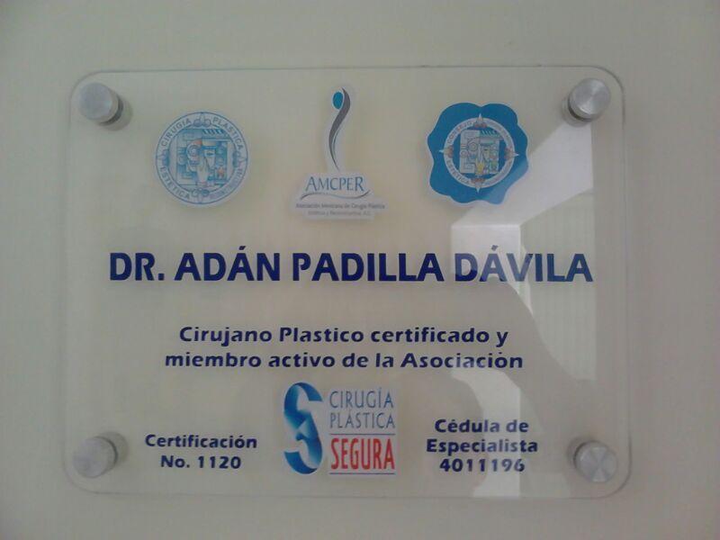 Dr. Adán Padilla Dávila