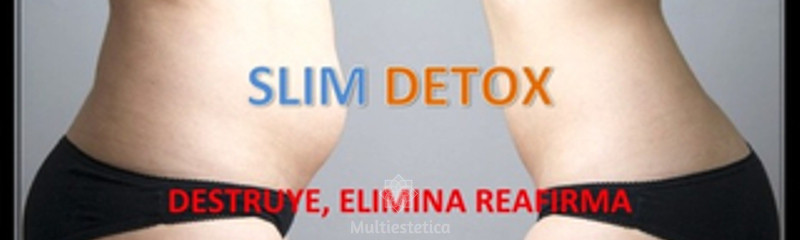 Tratamiento Slim Detox