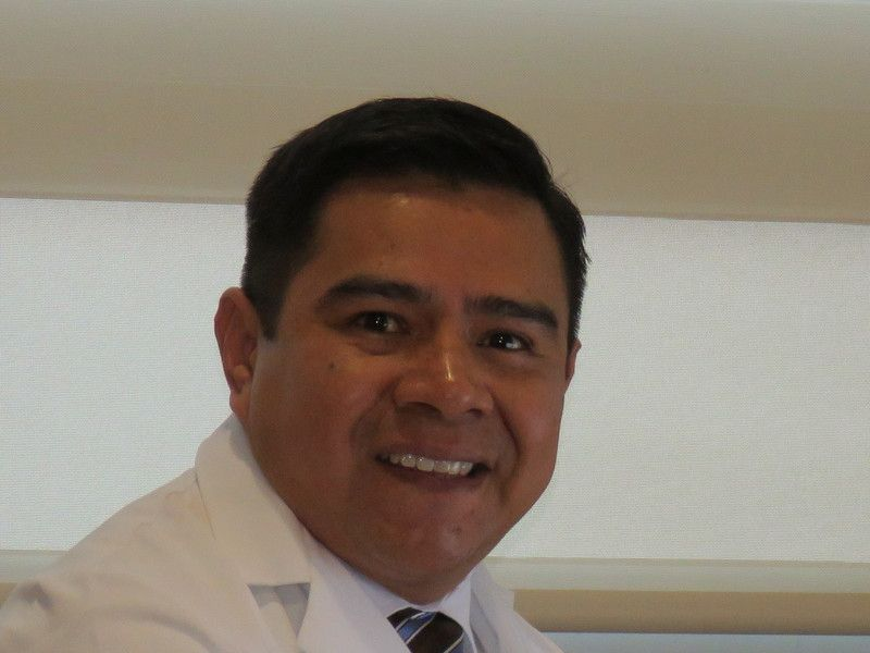 Dr. Daniel Jacintos García
