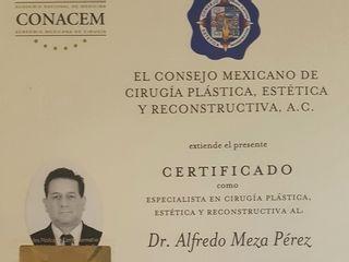Diploma de certificación vigente