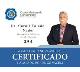 Dr. Toledo Nader Caroll