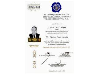 Dr. Carlos Lom García