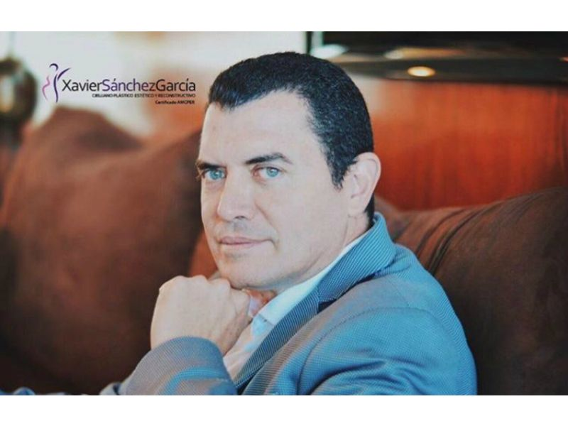 Dr. Xavier Antonio Sánchez García