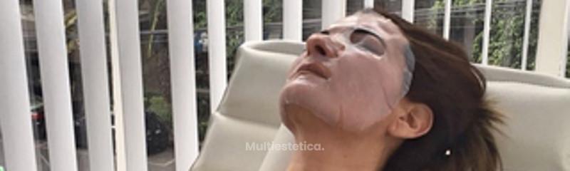 Mascarilla liposomada con nanotecnología