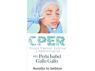 Cirugía Plástica Estética y Reconstructiva