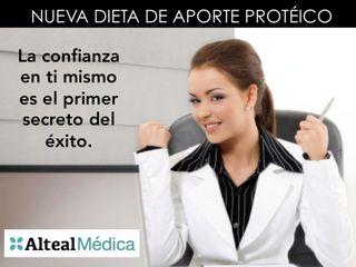 Dieta de aporte protéico