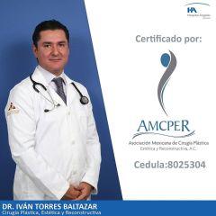 Dr. Iván Torres Baltazar