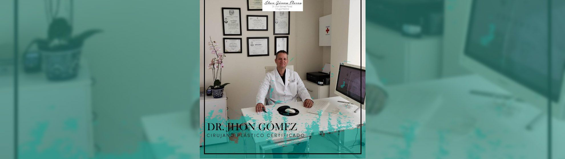 Dr. Jhon Gómez Cirujano Plástico