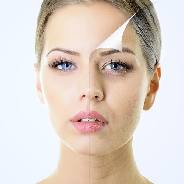 Tratamientos faciales signos de la edad