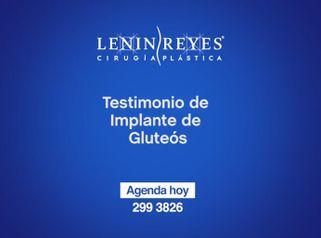 Testimonio de Implante de Gluteos