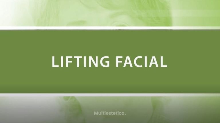 Dr. Sergio Quiroz Zarate - Lifting facial