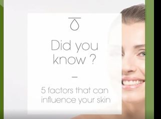 5 Factors that can influence your skin