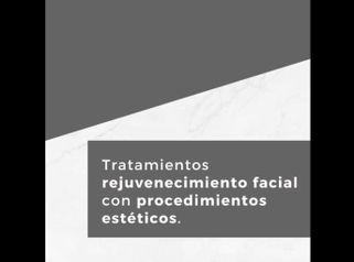 Tratamientos faciales - Dr. Rodrigo Camacho Acosta