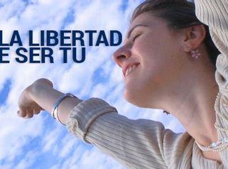 Vive la libertad de ser tú