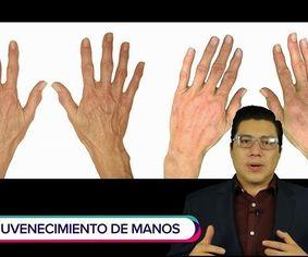 ¿Cómo rejuvenecer las manos?