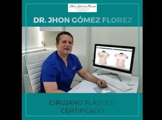 Dr. Jhon Gómez Cirujano Plástico - Aumento de busto