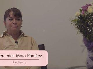 Testimonio Mercedes Mora Ramírez