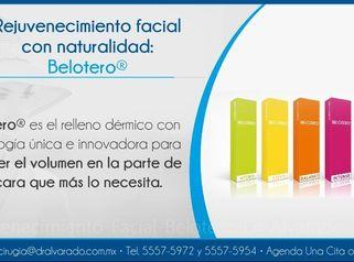 Rejuvenecimiento facial Belotero