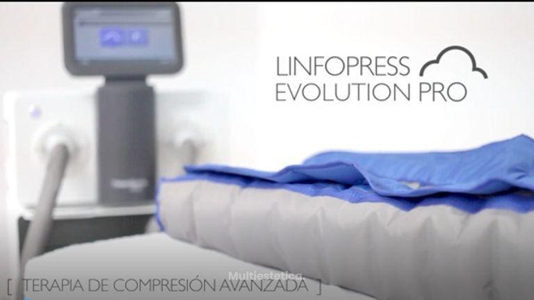 ¿Conoces los beneficios de Linfopress Evolution Pro?