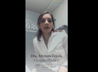 Laser CO2 fraccionado - Dra. Myriam Lydiethe Tejeda Hernández